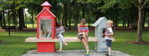Schoolhouse Park Little Free Library