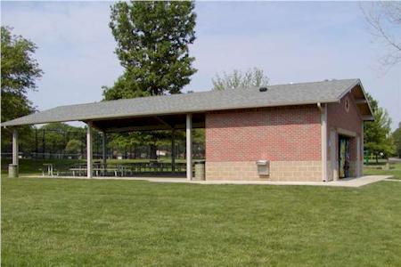 Yankee Park shelter