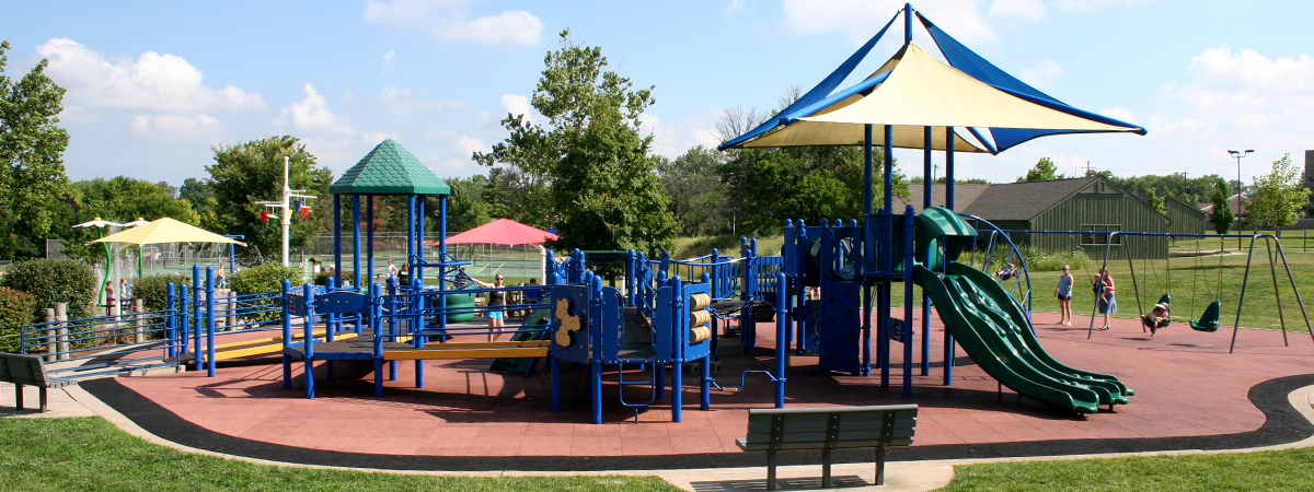 Activity Center Park playground