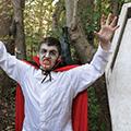 Haunted Trail vampire