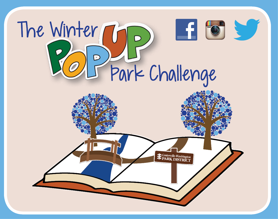 Centerville-Washington Park District Winter Pop-Up Park Challenge