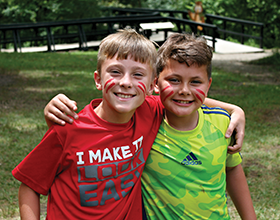 Centerville-Washington Park District Summer Camps