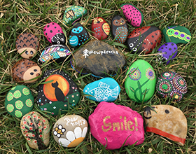 handpainted #cwpdrocks