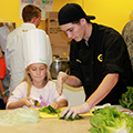 Kid's Culinary Concoctions at Centerville High School