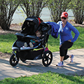 Strollers in Motion at Schoolhouse Park