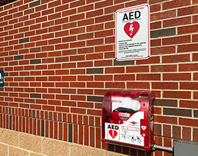 AEDs installed in Centerville Parks