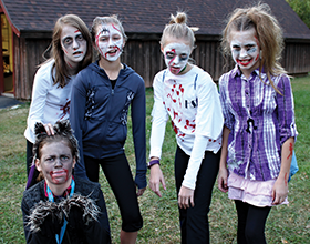 Centerville-Washington Park District's Haunted Trail