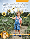 Centerville-Washington Park District summer 2018 News & Events cover