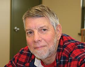 Centerville-Washington Park District volunteer Alex Pearl