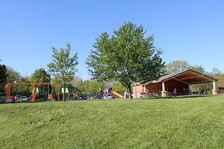 Iron Horse Park shelter