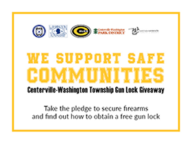 We support safe communities.