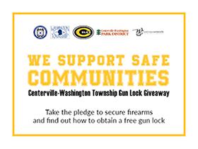 We support safe communities.