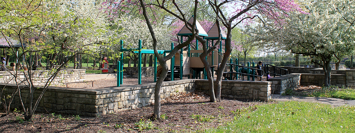 playground at Schoolhouse Park