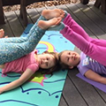 Mommy & Me: Storytime Yoga