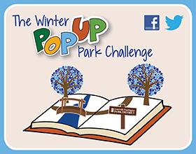 The winter pop-up park challenge