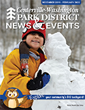 cover of winter 2019 News & Events program guide