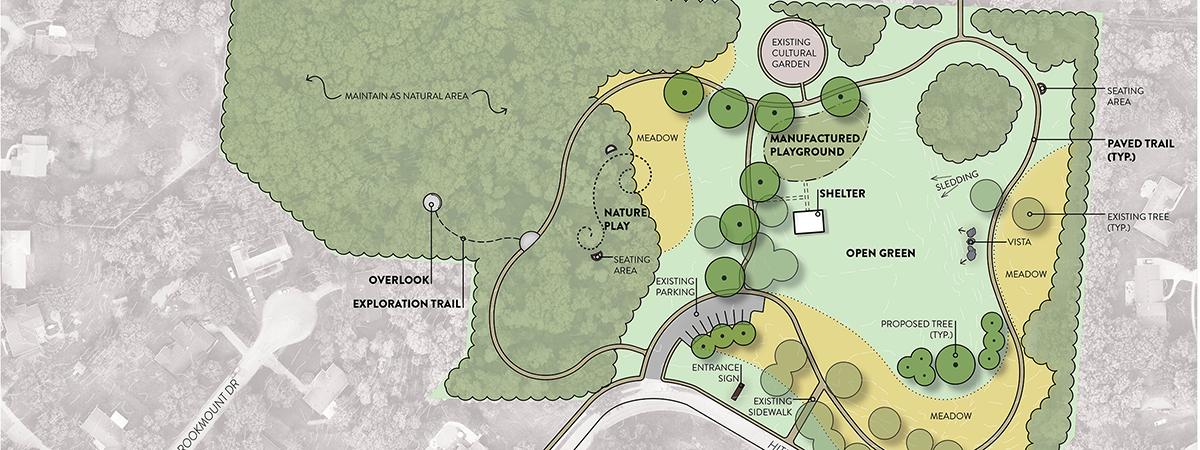 Hithergreen Park concept