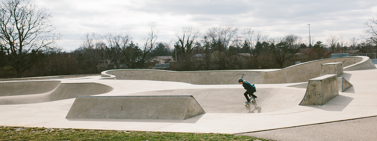 Oak Creek South skatepark