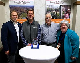 Great Lakes Park Training Institute Award 2019