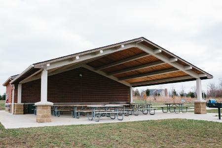 Robert F. Mays park shelter