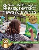 CWPD spring 2021 newsletter cover